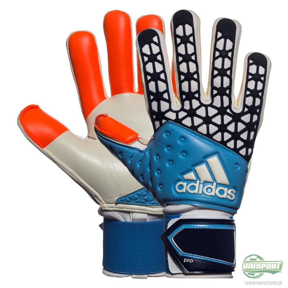 adidas Målvaktsshandske Ace Zones Pro Navy/Blå/Röd Manuel Neuer