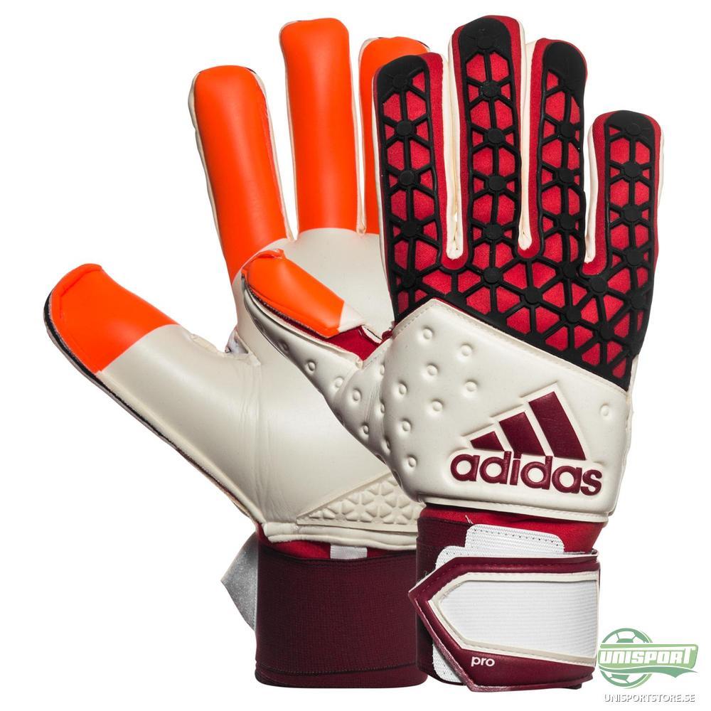 adidas Målvaktsshandske Ace Zones Pro Röd/Vit Manuel Neuer