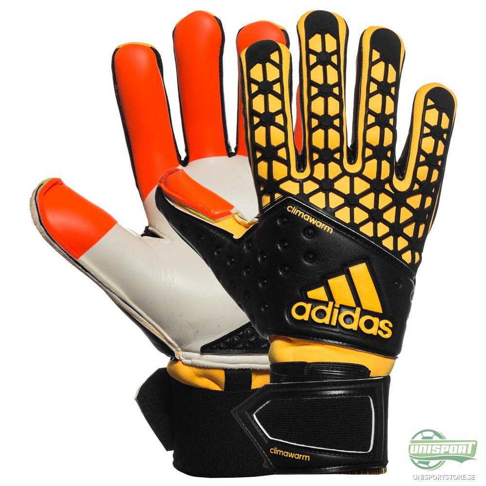adidas Målvaktsshandske Ace Climawarm Svart/Orange