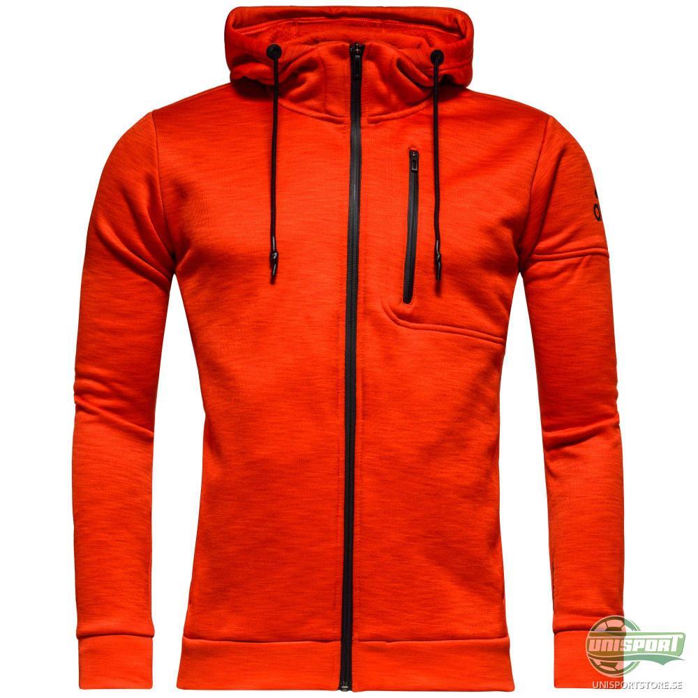 adidas Luvtröja Climaheat Orange/Svart