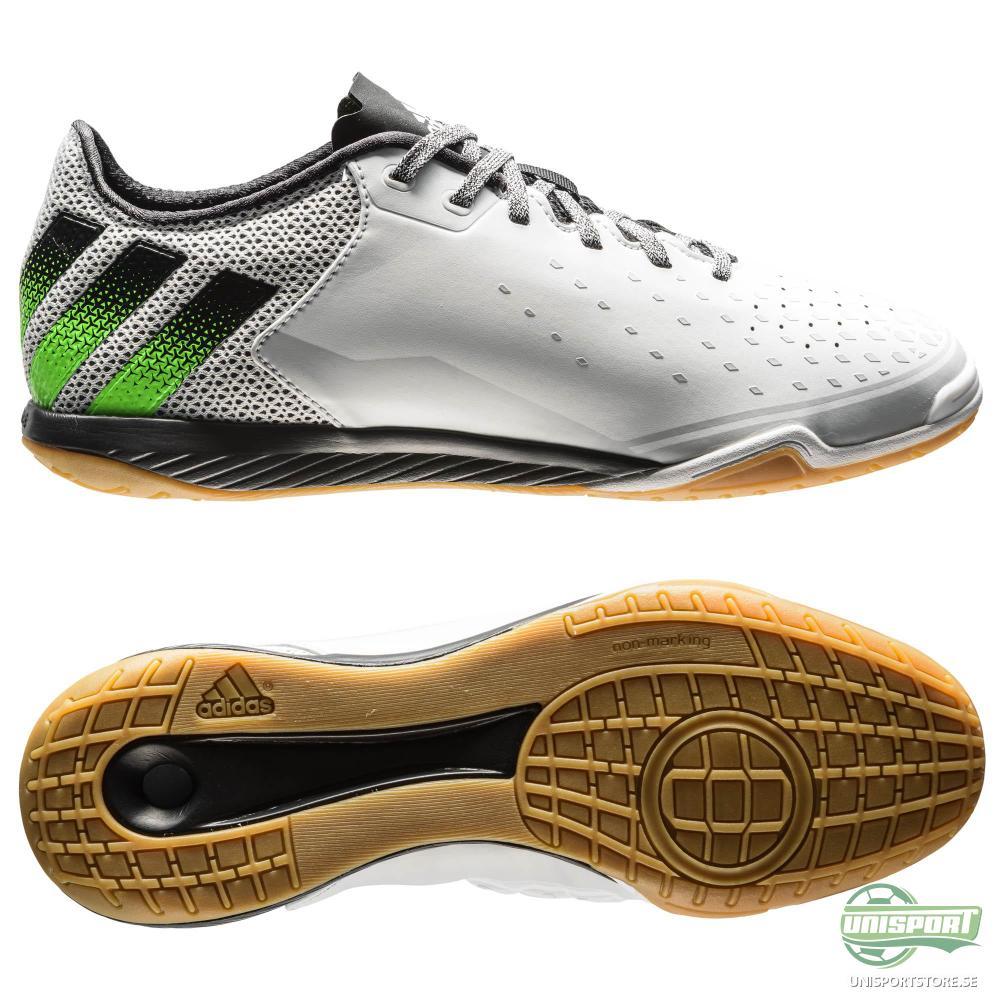 adidas Ace 16.2 Court IN Vit/Grön