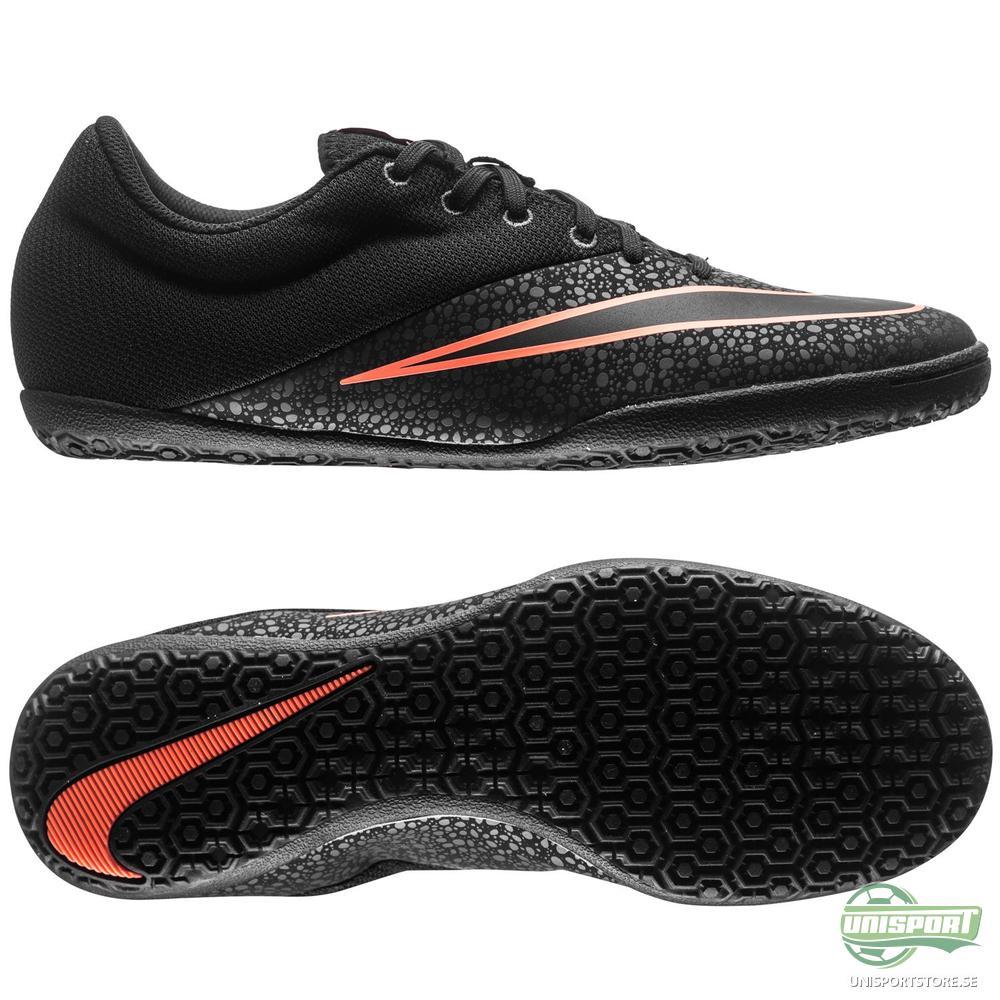 Nike MercurialX Pro IC Svart/Orange