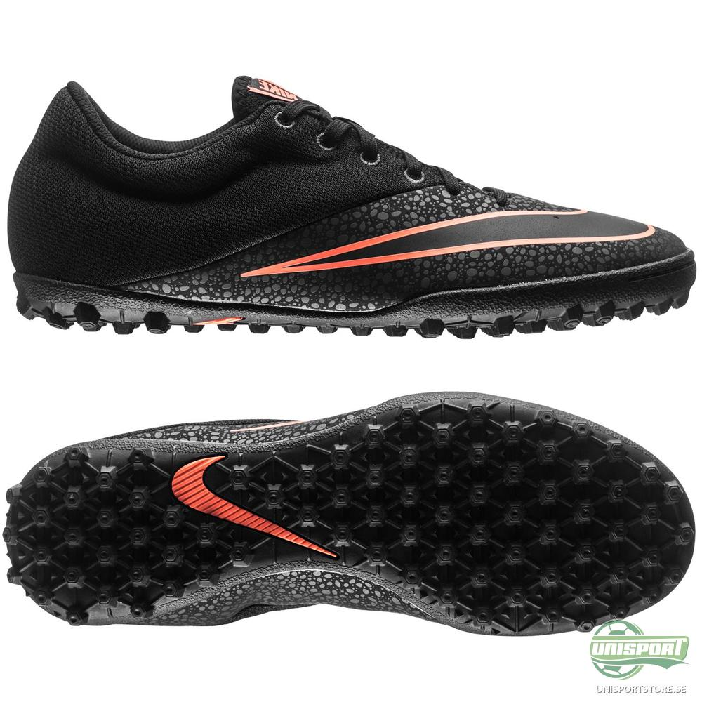 Nike MercurialX Pro TF Svart/Orange