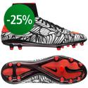 Nike - Hypervenom Phantom II Neymar Jr FG Black/Bright Crimson/White