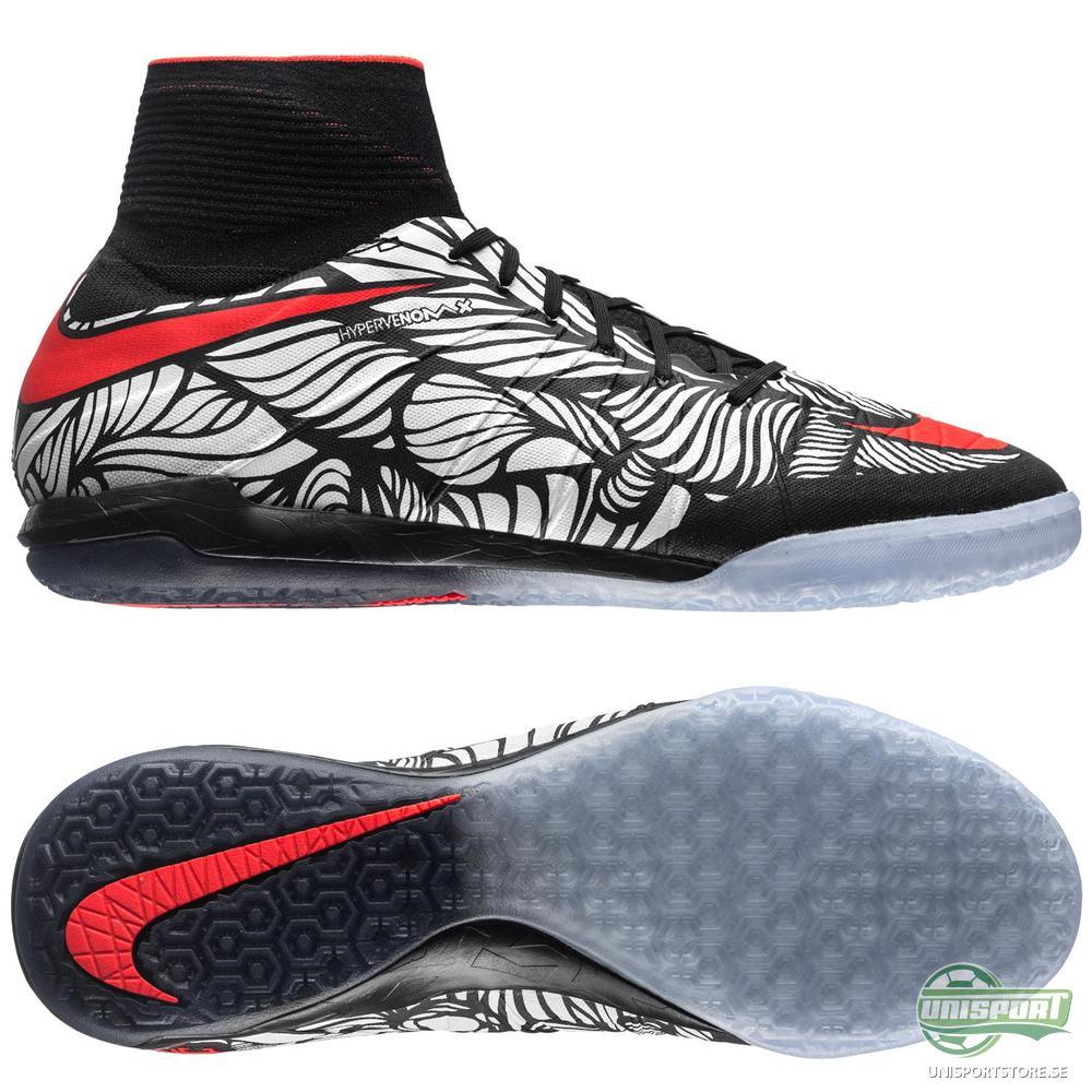 Nike HypervenomX Proximo Neymar Jr IC Svart/Röd/Vit