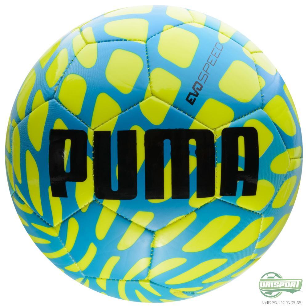 Puma Fotboll evoSPEED 5.4 SpeedFrame Gul/Blå