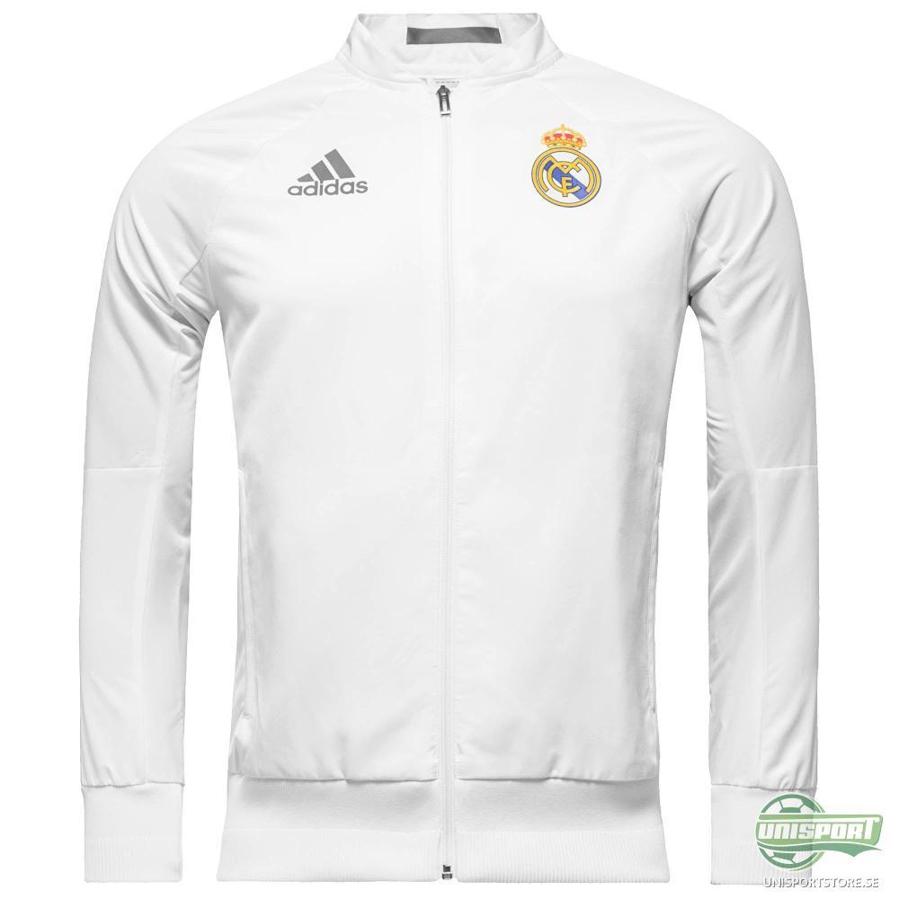 Real Madrid Jacka Anthem Vit/Grå Barn