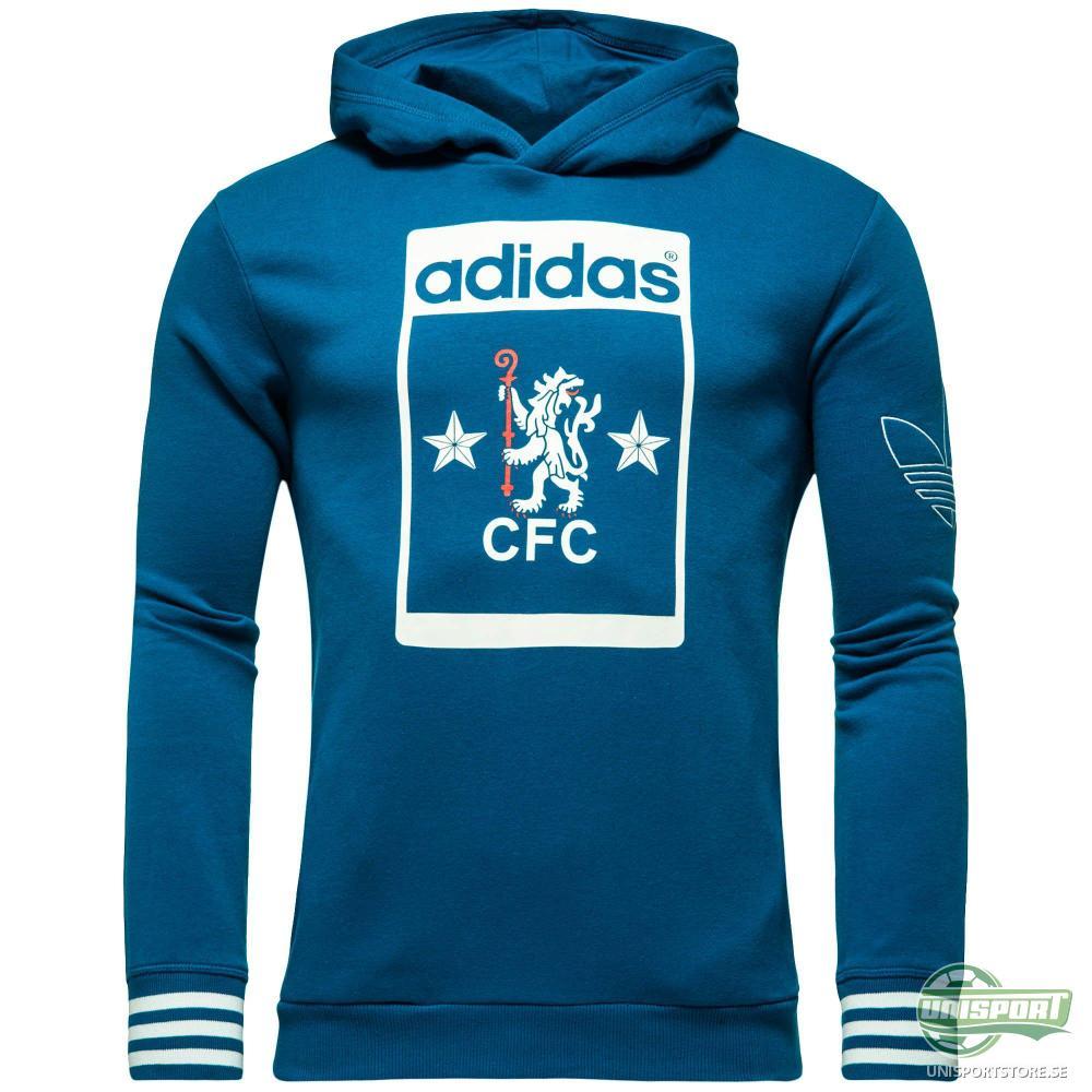 Chelsea Luvtröja Fleece Originals Blå
