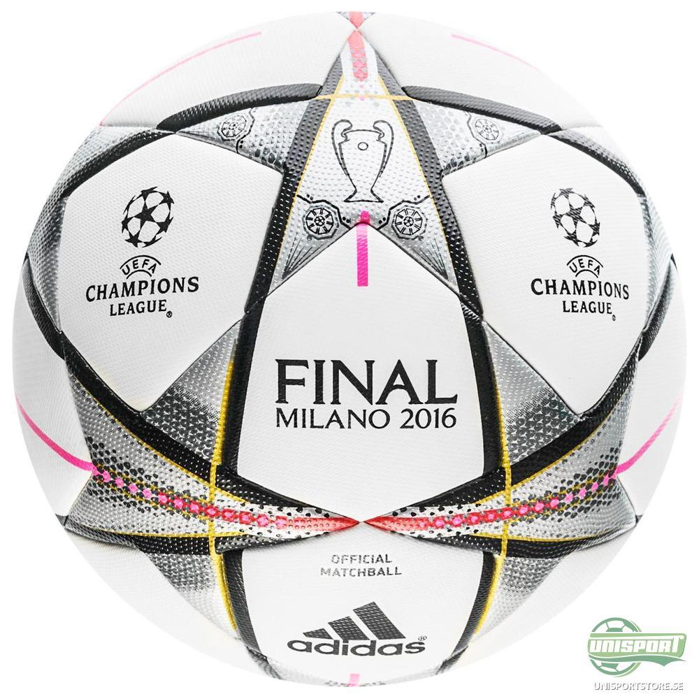 adidas Fotboll Champions League Finale 2016 Milano Matchboll