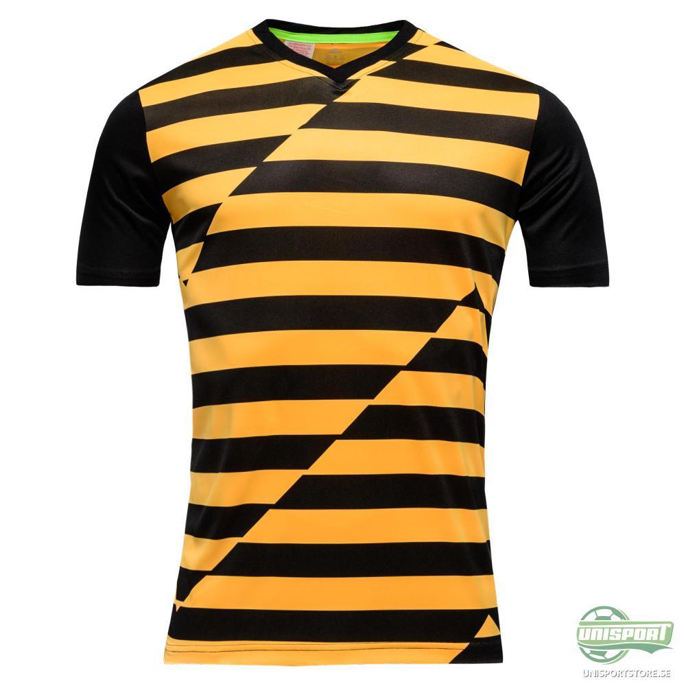 adidas Tränings T-shirt Orange/Svart Barn