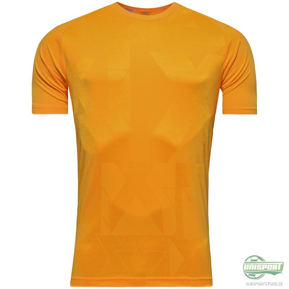 adidas Tränings T-shirt Orange Barn
