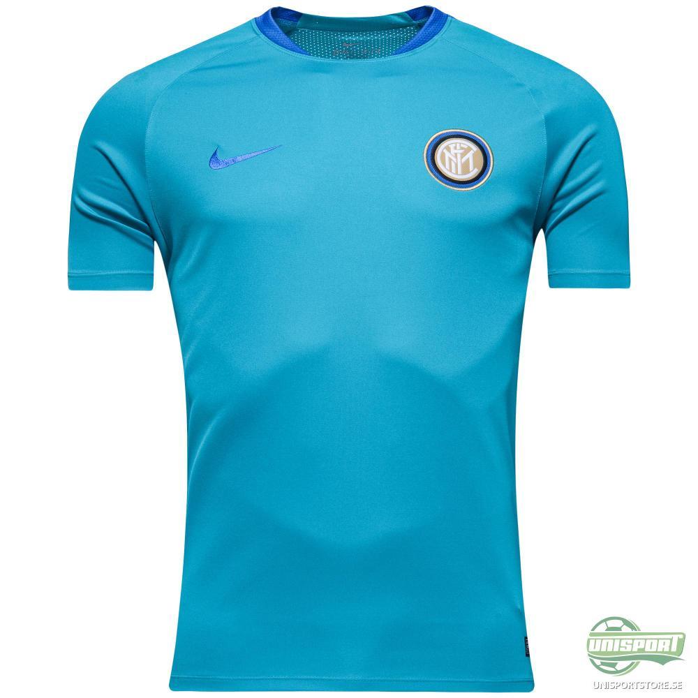 Inter Träning T-Shirt Flash Turkos/Blå