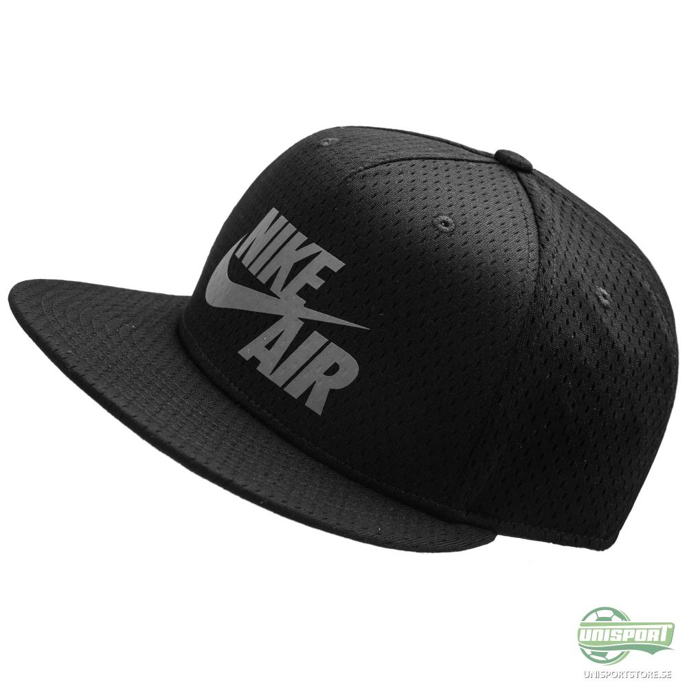 Nike Snapback Air Pivot True Svart