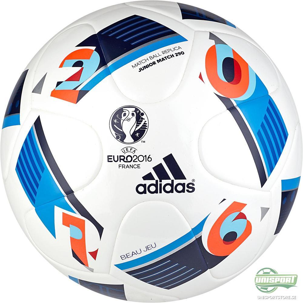adidas Fotboll Beau Jeu Europamästerskap 2016 J290