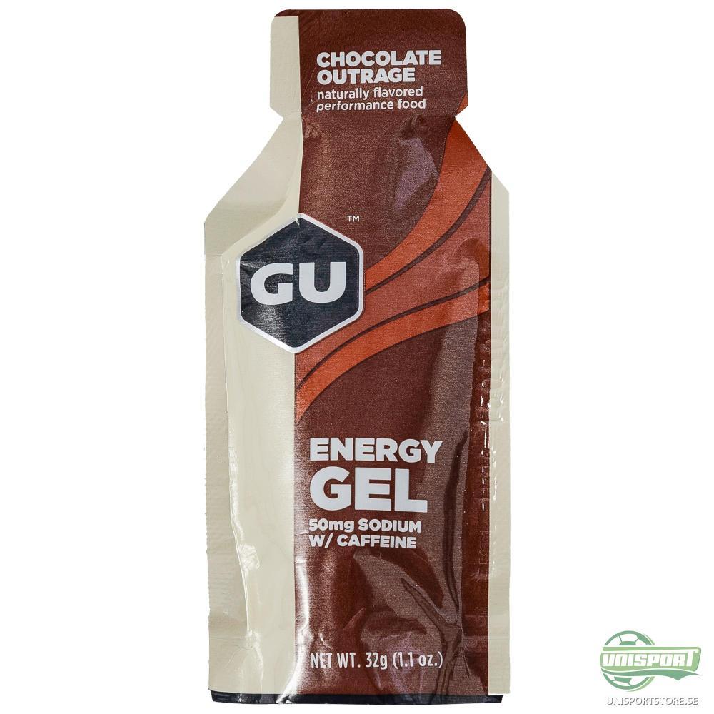 GU Gel Choklad