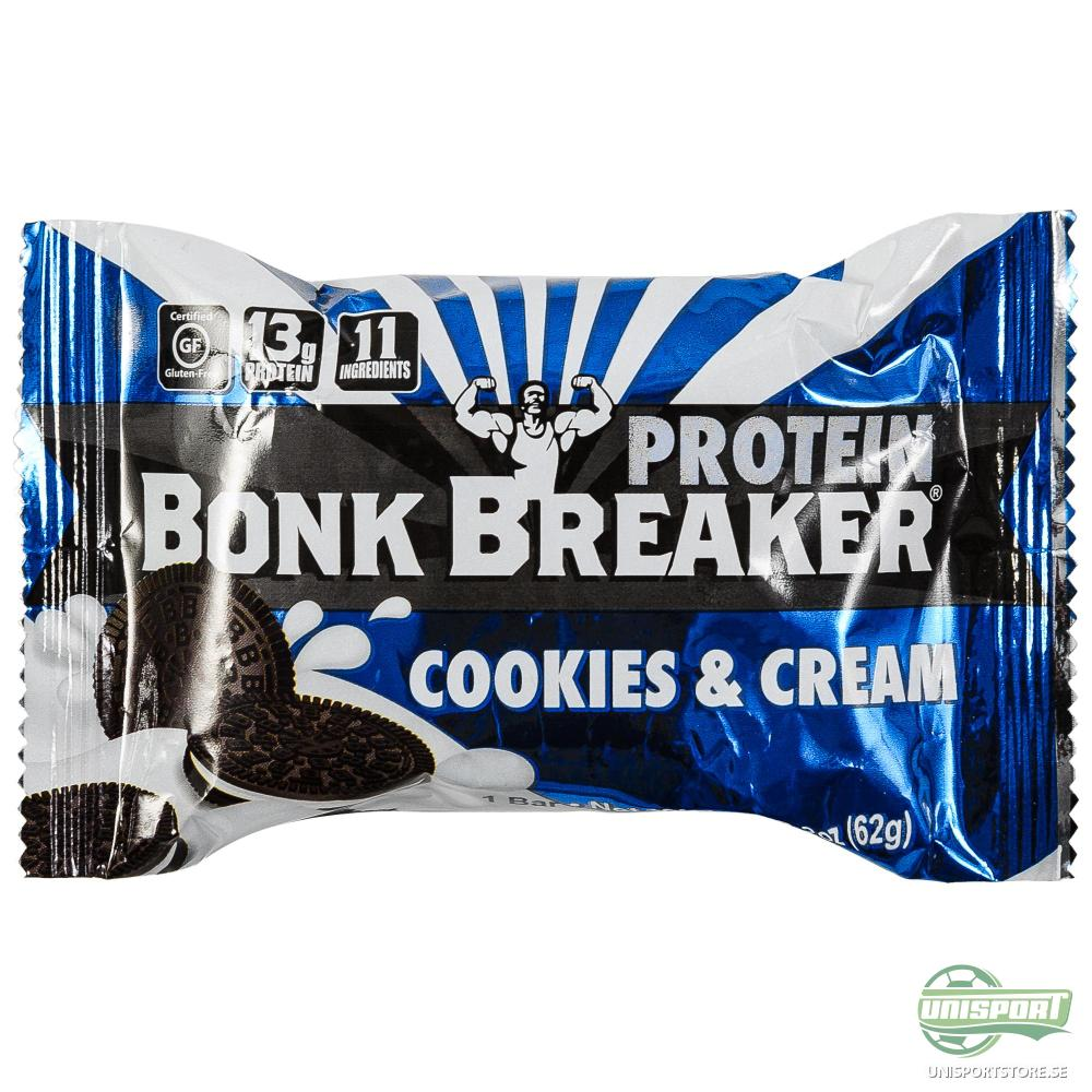 Bonk Breaker Proteinbar Cookies & Cream