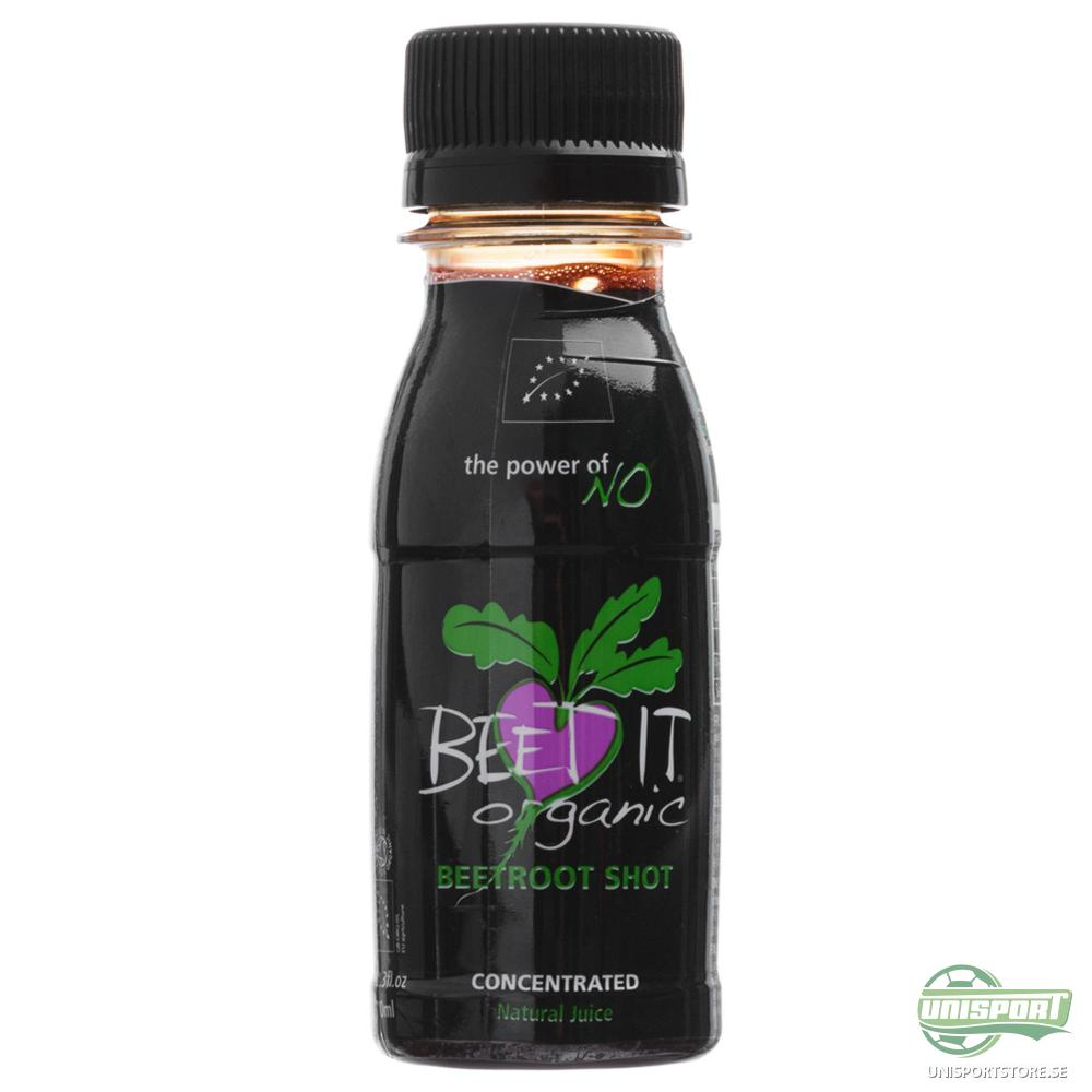 Beet It Shot Organic Rödbeta