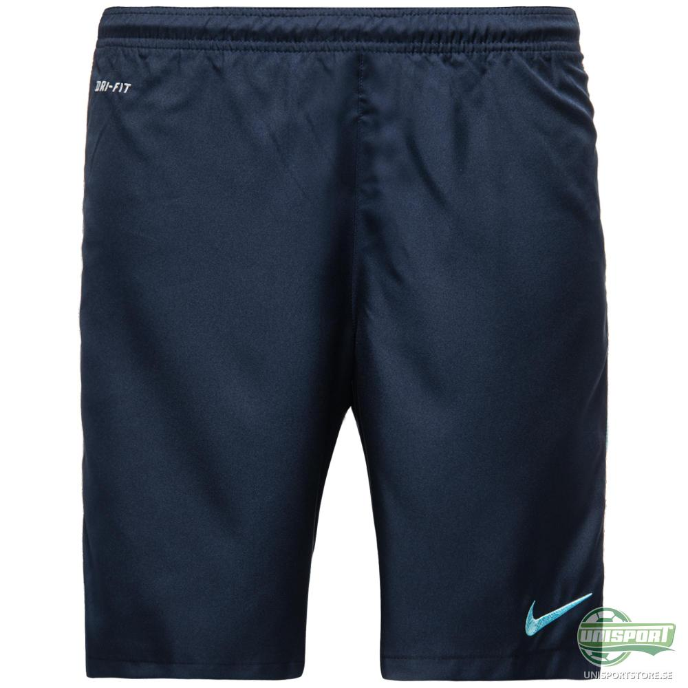 Nike Shorts Strike Woven Navy/Turkos