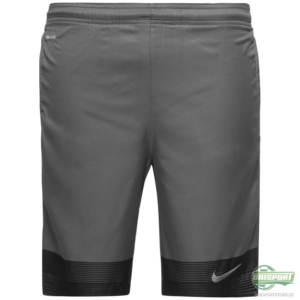Nike Shorts Strike Printed Graphic Woven 2 Grå/Svart Barn