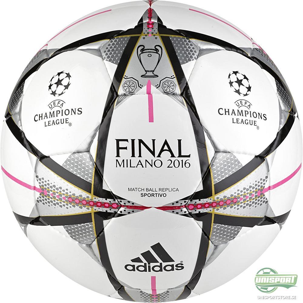 adidas Fotboll Champions League Finale 2016 Milano Sport