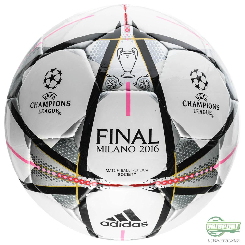 adidas Fotboll Champions League Finale 2016 Milano Society