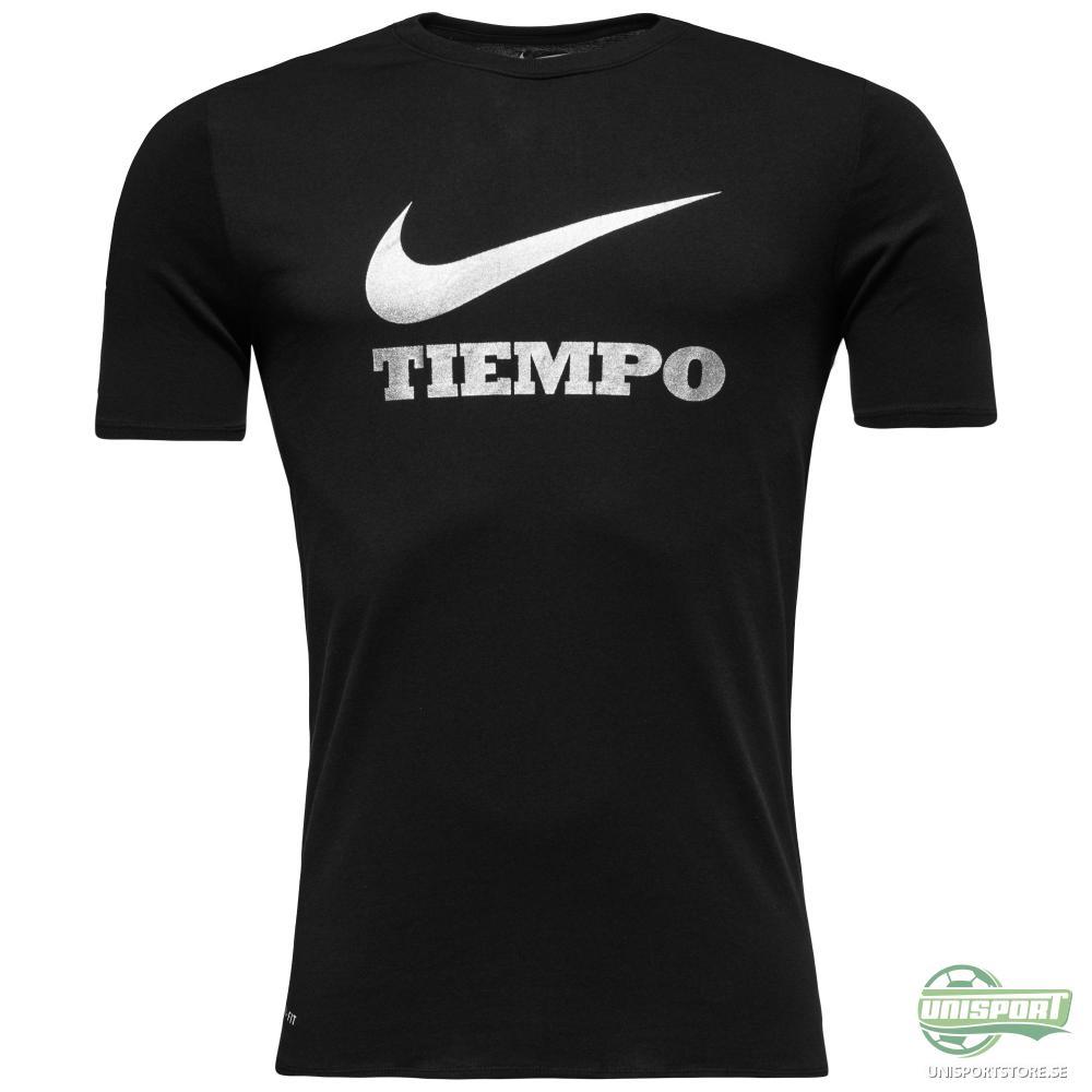 Nike T-Shirt Tiempo Swoosh Svart