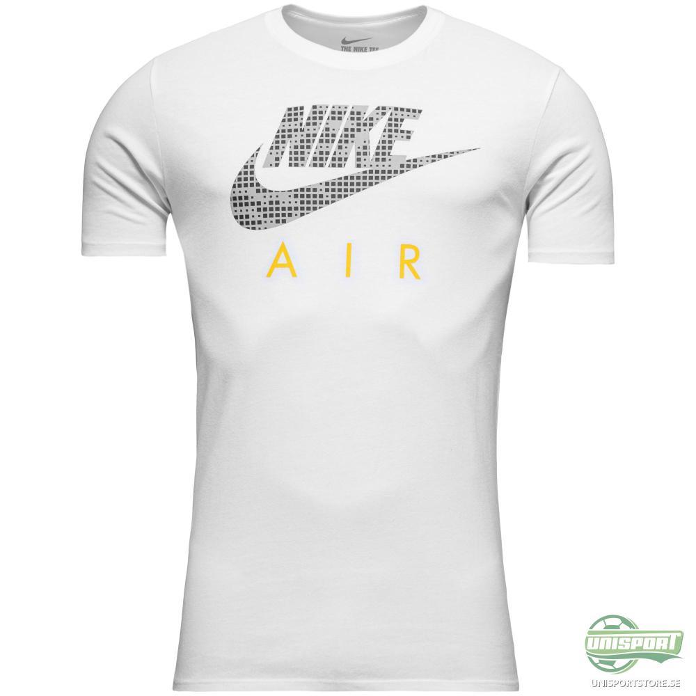 Nike T-Shirt Air Hybrid Vit
