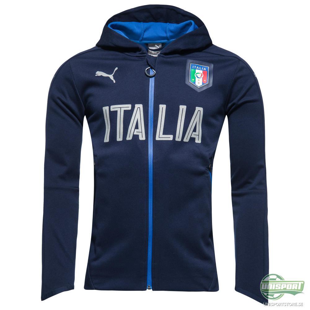 Italien Luvtröja FZ Casual Performance Navy/Blå