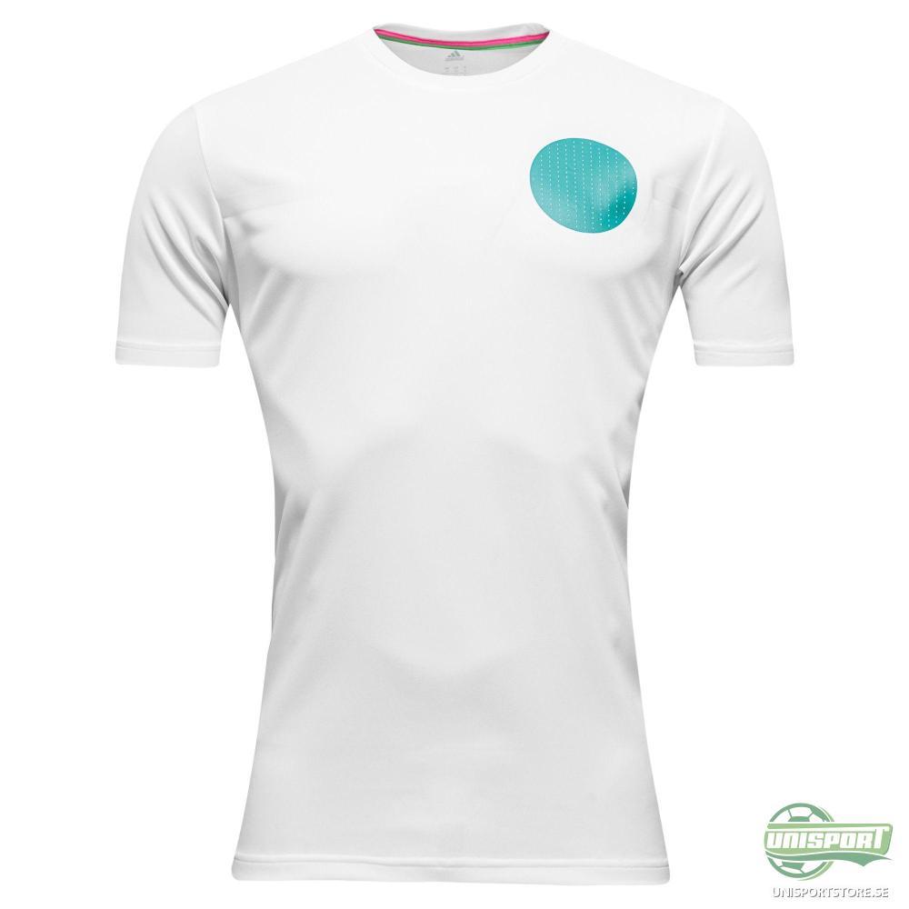 adidas Tränings T-Shirt ACE UFB Climalite Vit