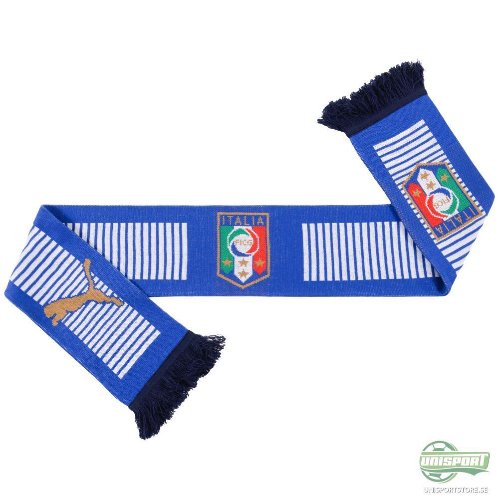 Italien Halsduk Blå/Vit