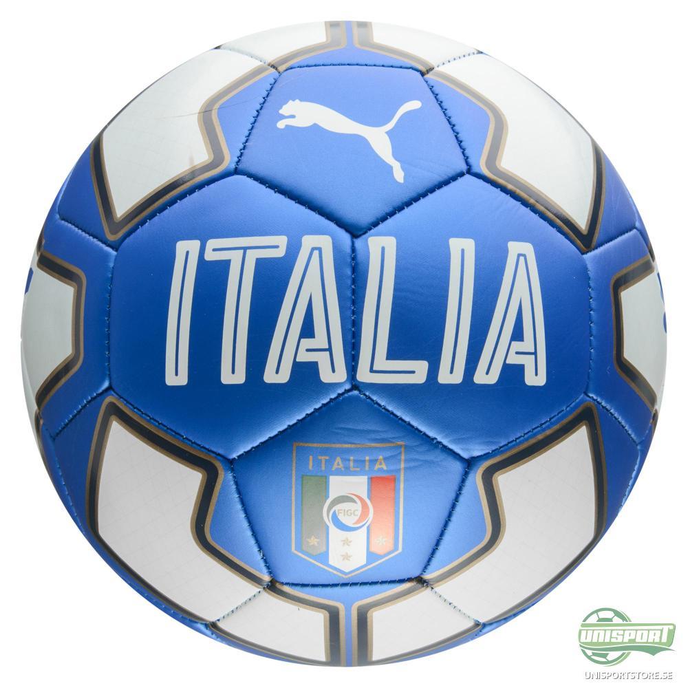 Italien Fotboll Blå/Vit