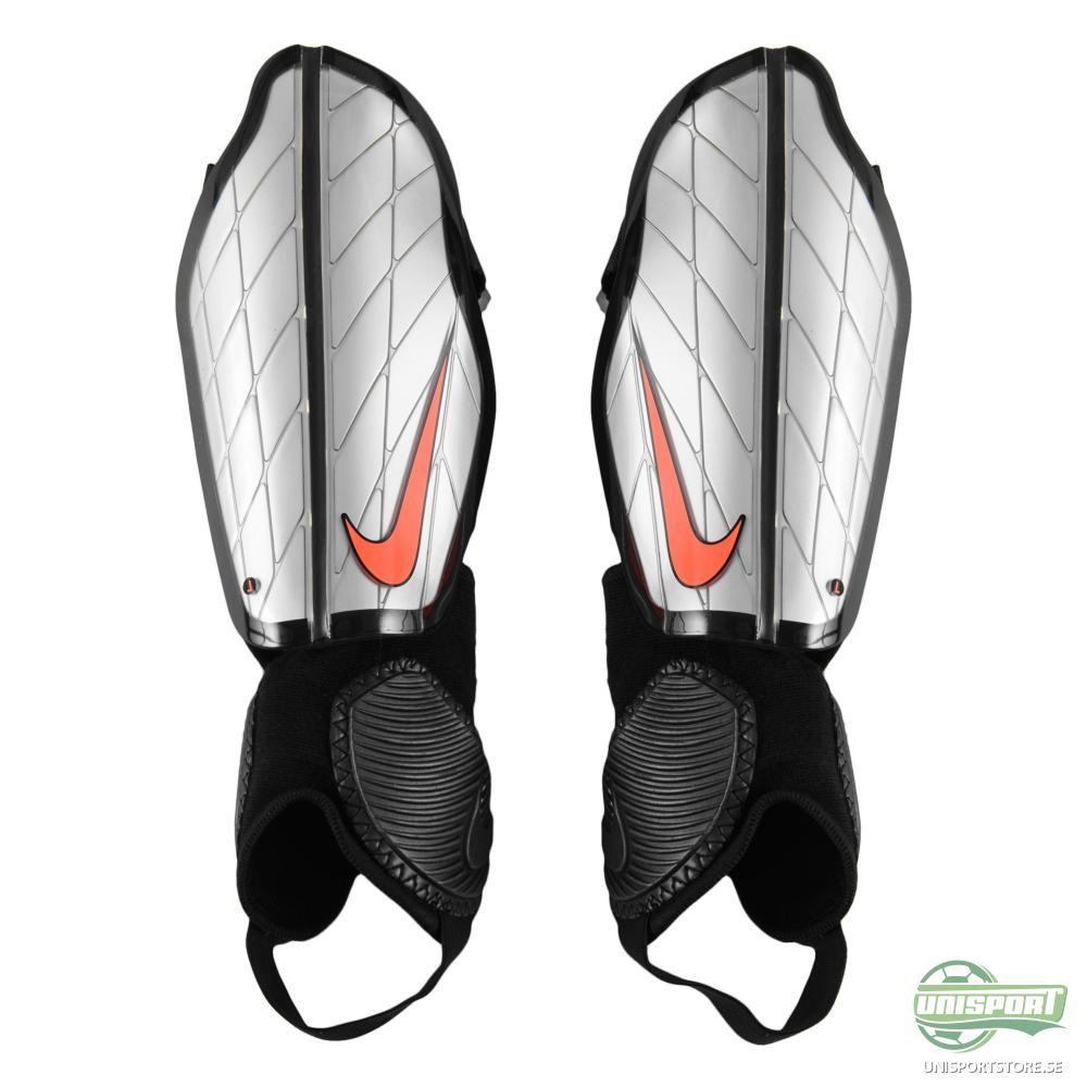 Nike Benskydd Protegga Flex Silver/Svart/Orange