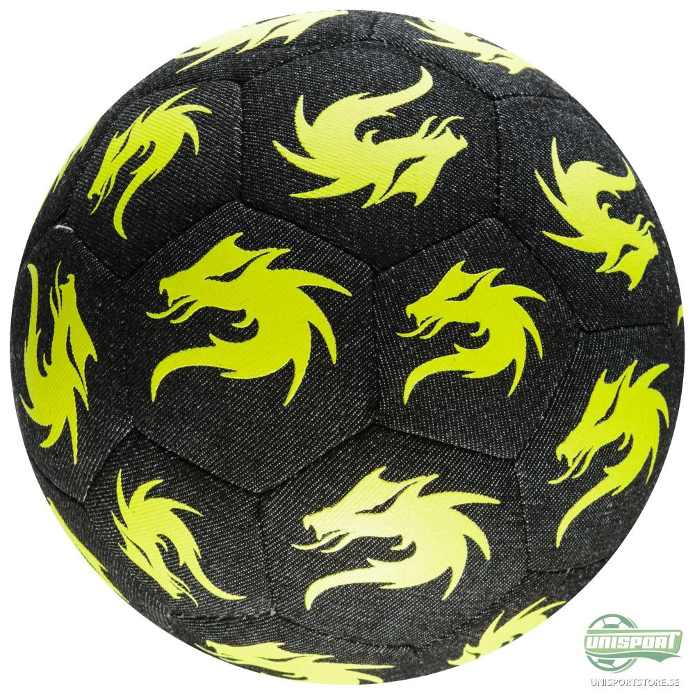 Monta Fotboll StreetMatch Svart/Gul
