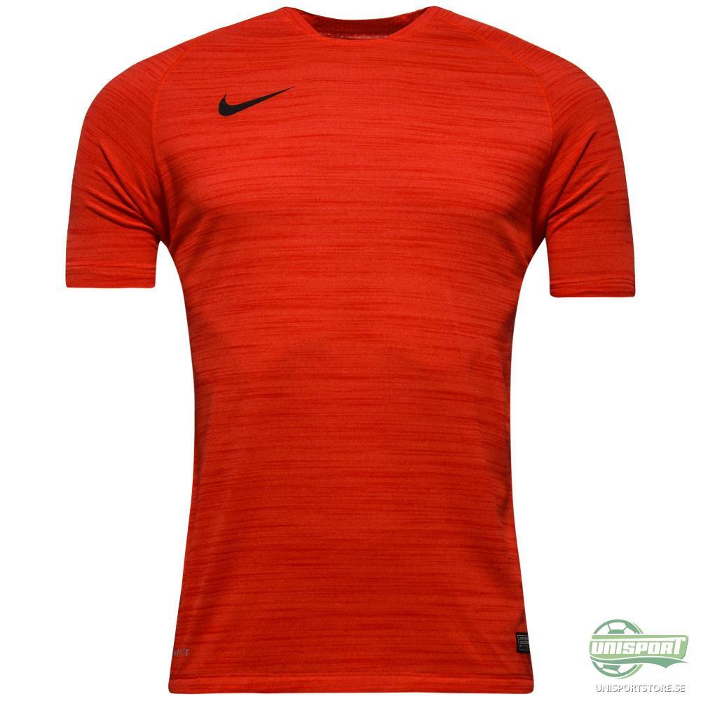Nike Tränings T-Shirt Flash Cool Elite Röd/Lila