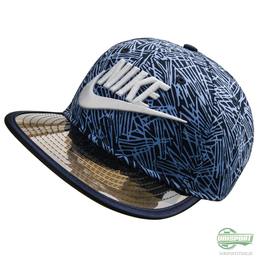 Nike Snapback Palm True Navy/Svart/Vit Barn