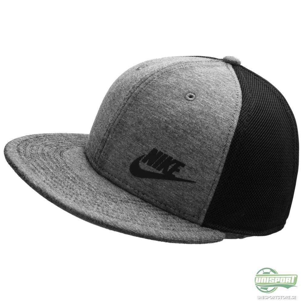 Nike Snapback Tech True Grå/Svart