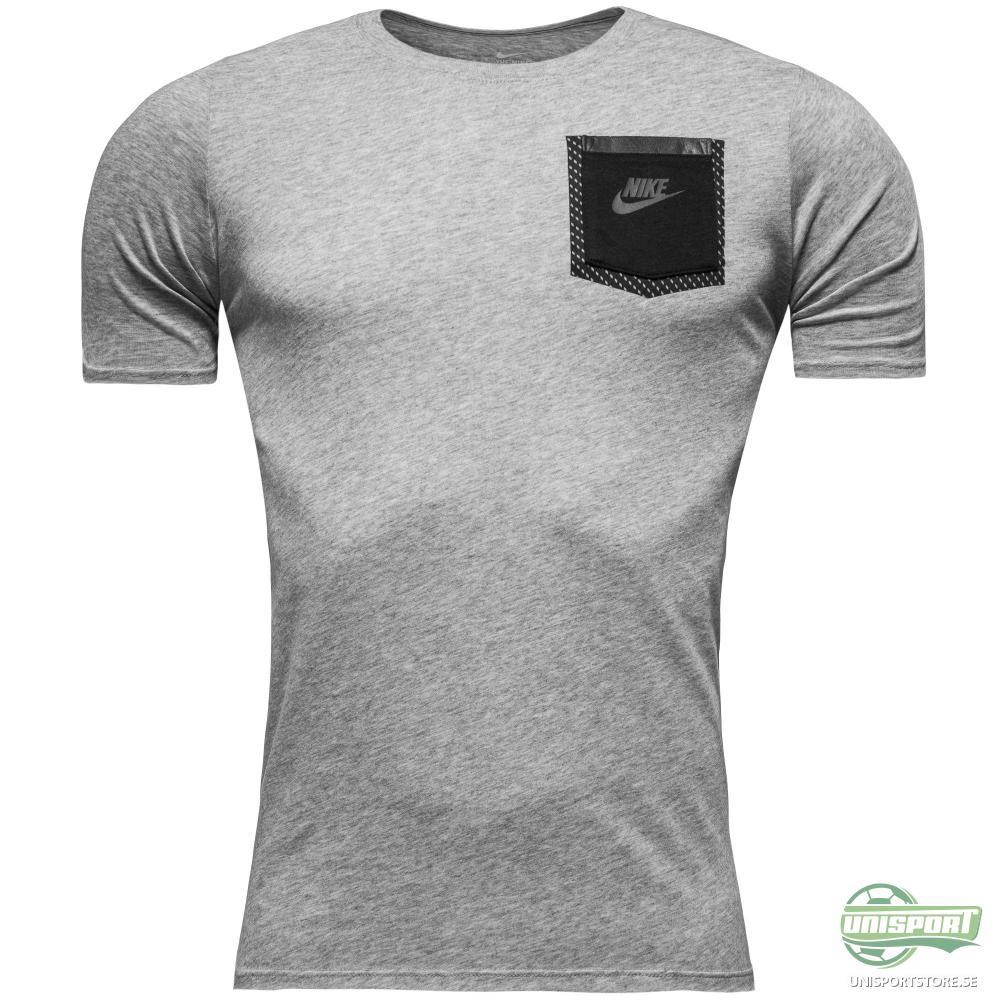 Nike T-shirt Reflective Pocket Grå Barn