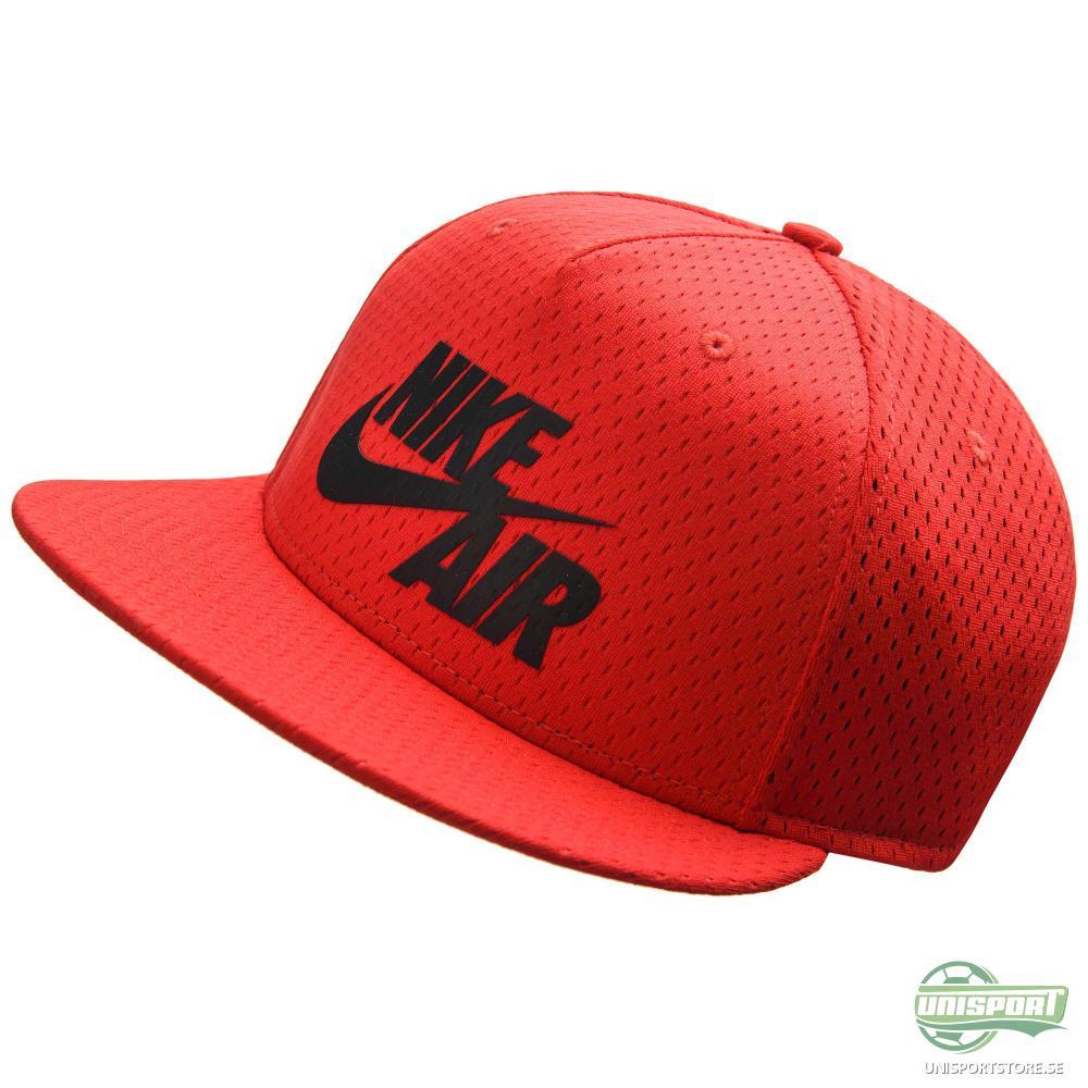 Nike Snapback Air Pivot True Röd/Svart