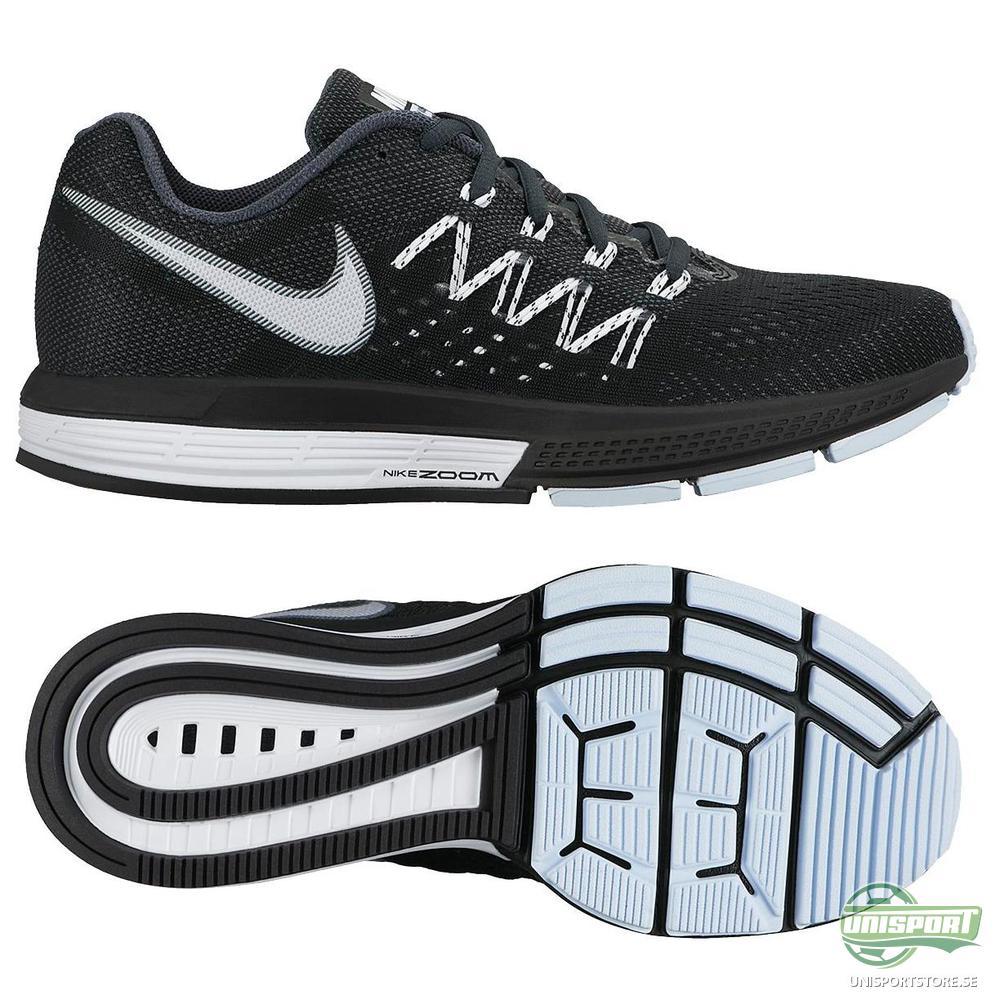 Nike Löparskor Air Zoom Vomero 10 Svart/Vit Dam