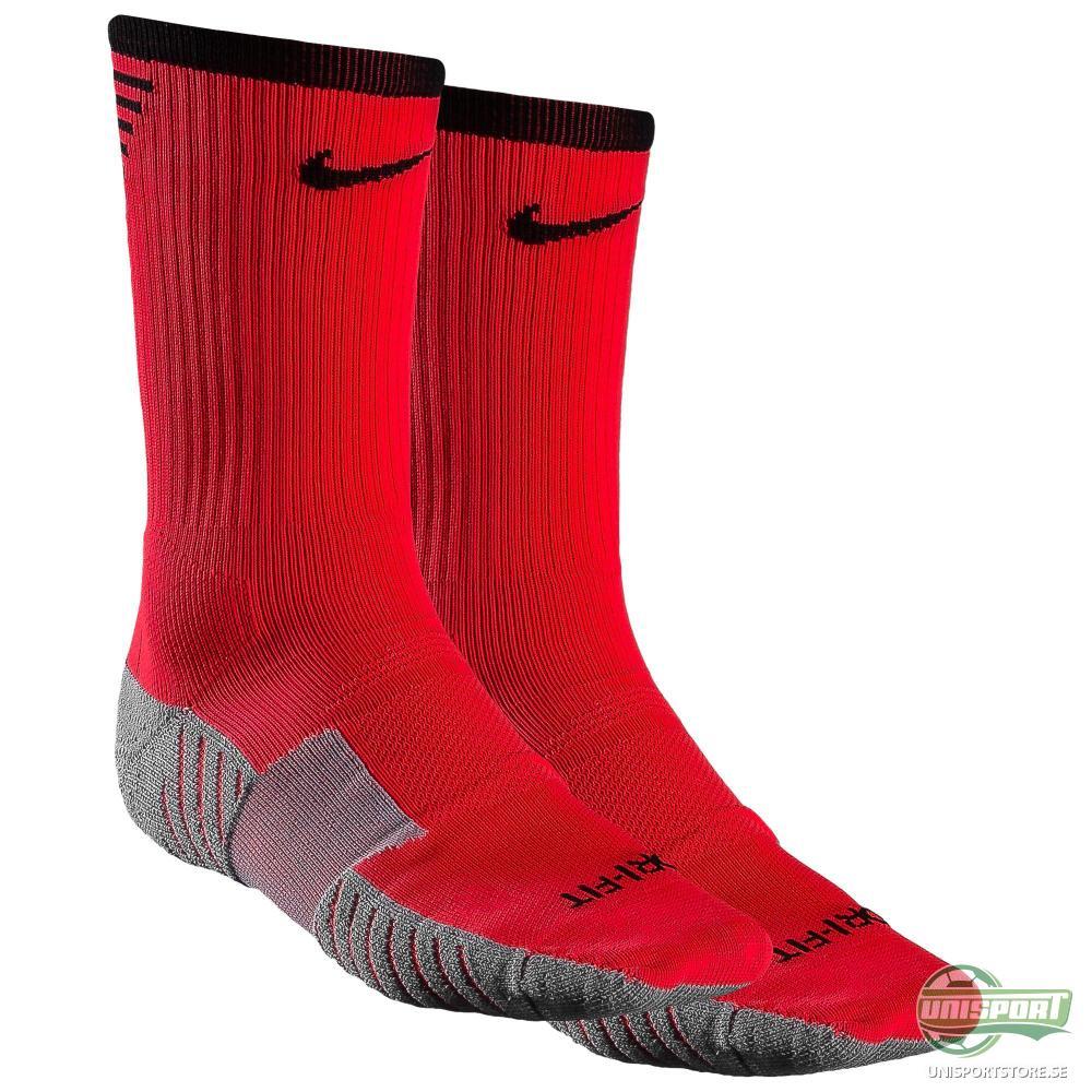 Nike Fotbollsstrumpor Stadium Crew Orange/Svart
