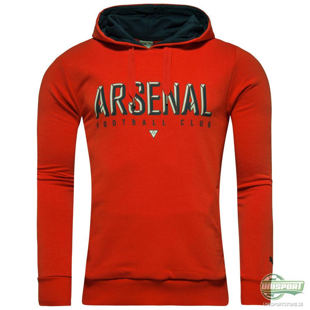 Arsenal Luvtröja Fan Röd