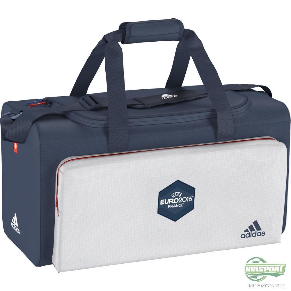 adidas Sportstaske All Bleus Euro 16 Blå/Vit