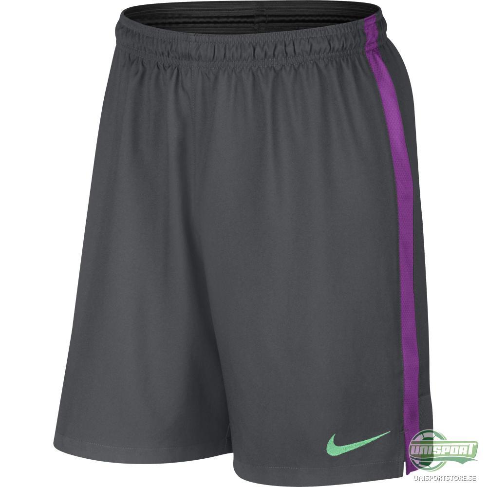 Nike Shorts Strike Woven Grå