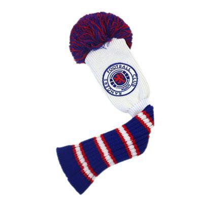 Glasgow Rangers Headcover Pompom