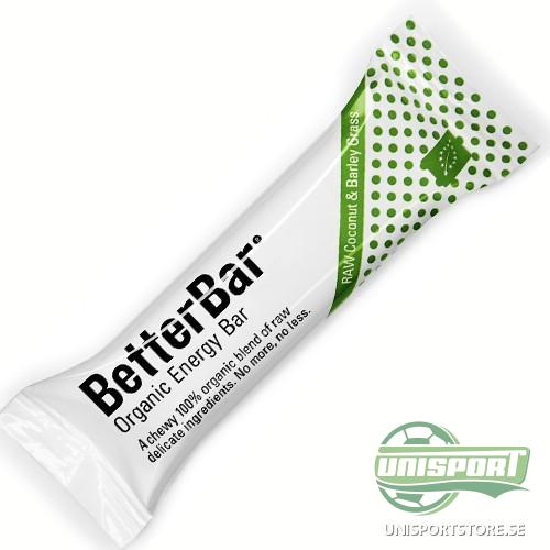 EcoProtein BetterBar Raw Coconut & Barley Grass