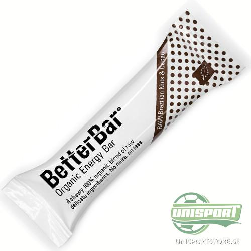 EcoProtein BetterBar Raw Brazilian Nuts & Cacao