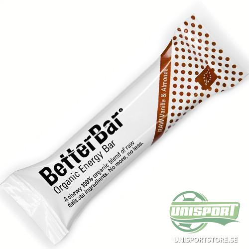 EcoProtein BetterBar Raw Vanilla & Almonds