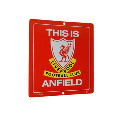 Liverpool This is Anfield Skylt Mini