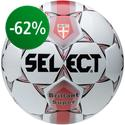 Select - Football Brillant Super White/Red