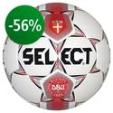 Select - Football Brillant Super DBU White/Red